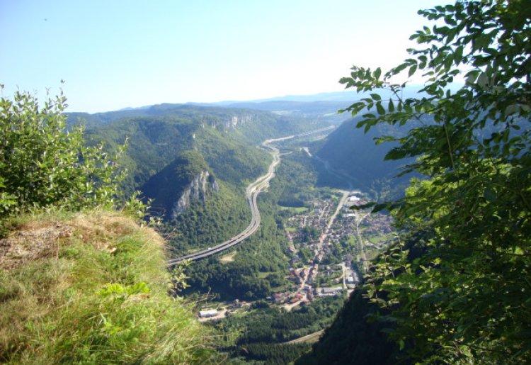 Randonnée - La Roche d'Au-Delà