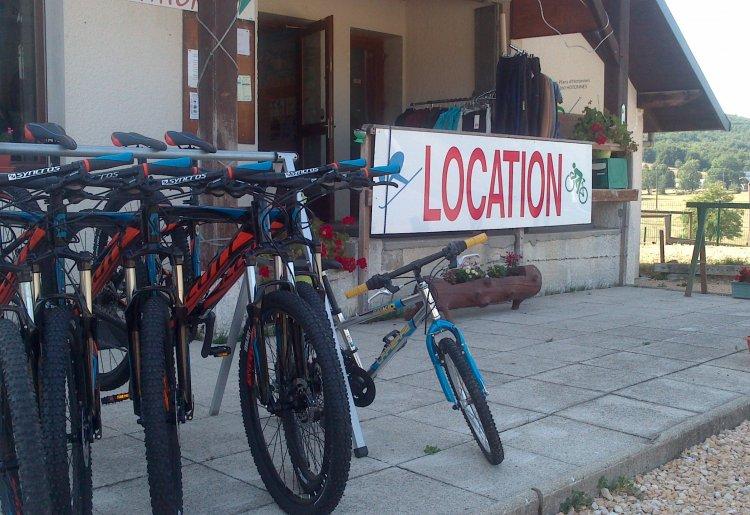 Servi'Nature : location VTT et vélos à assistance électrique