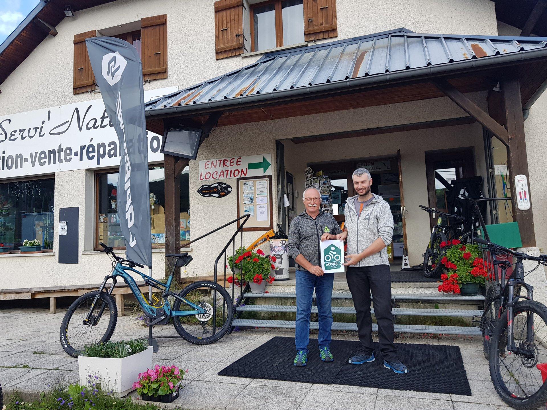Servi'Nature : location et réparation de VTT et vélos à assistance électrique