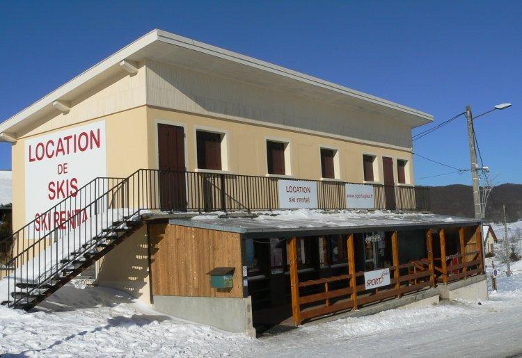 Location de matériel ski et magasin de sports SportsGliss