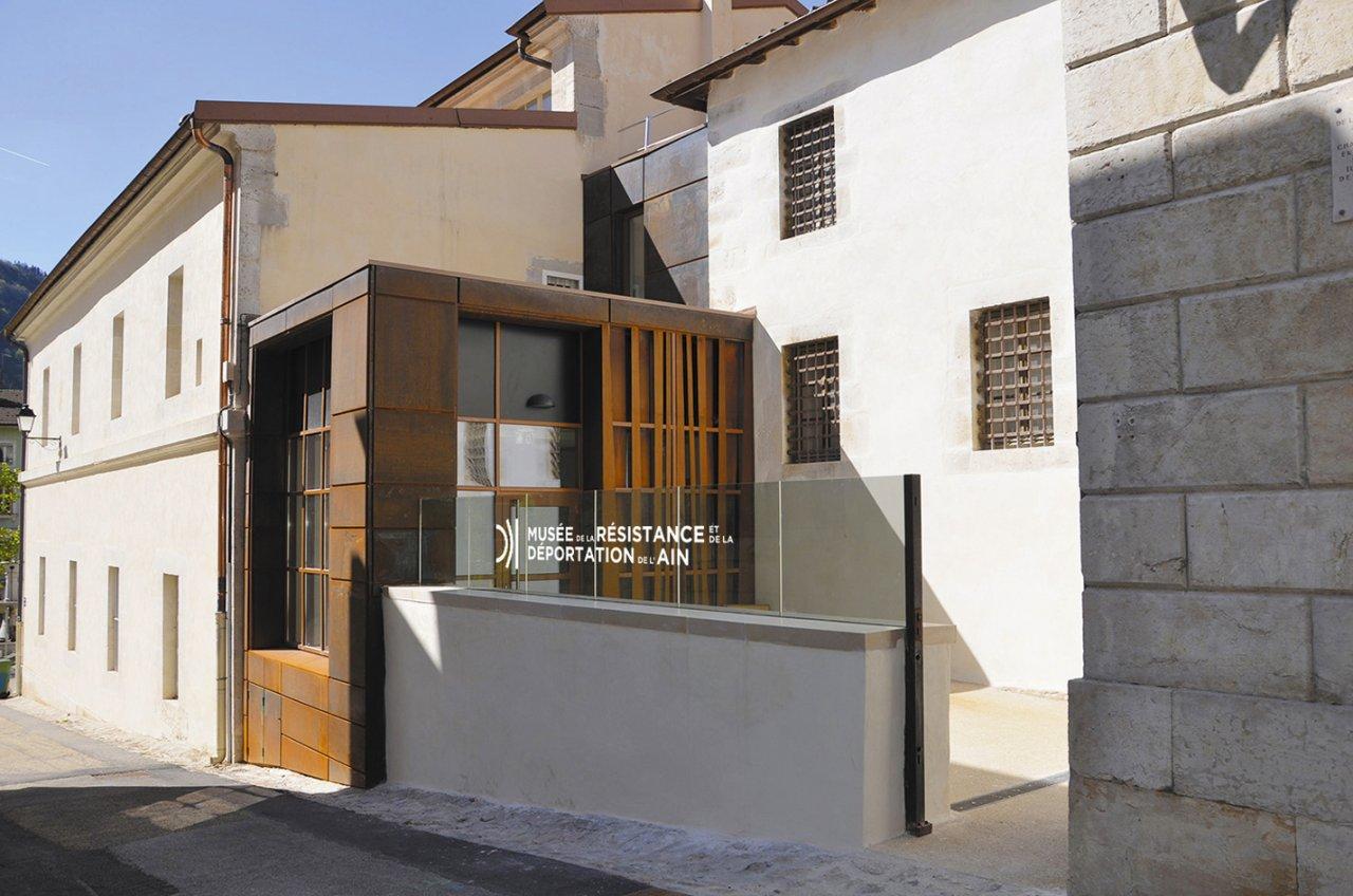 Musée de la Résistance et de la Déportation de l'Ain