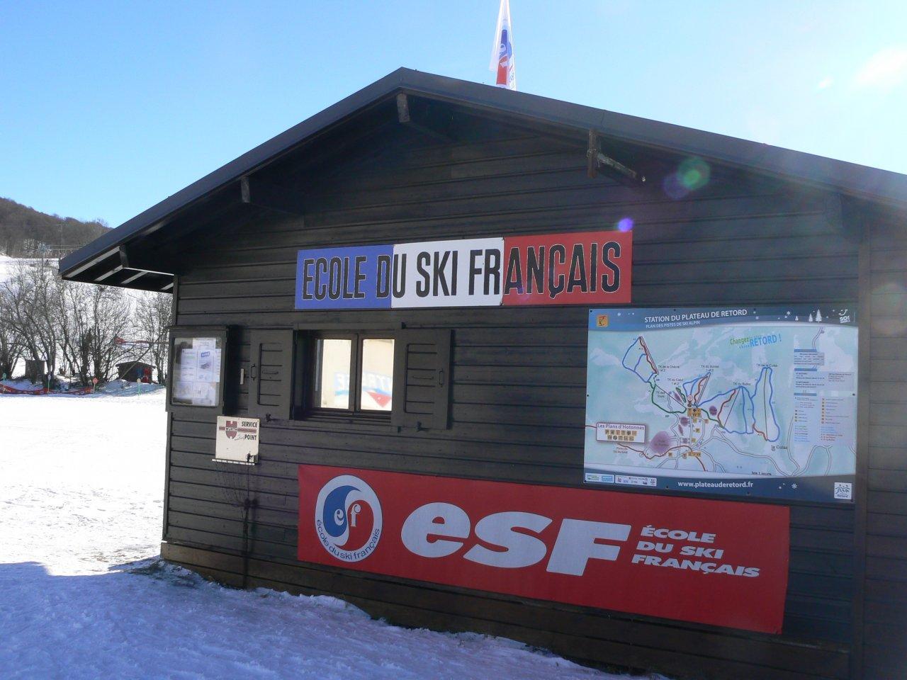 Ecole du Ski Français des Plans d'Hotonnes