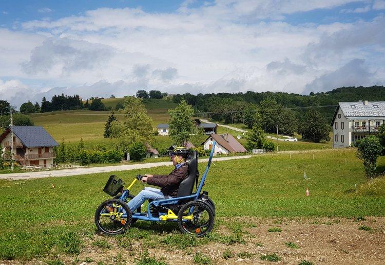 Activité accessible : Location de Fauteuil Tout Terrain