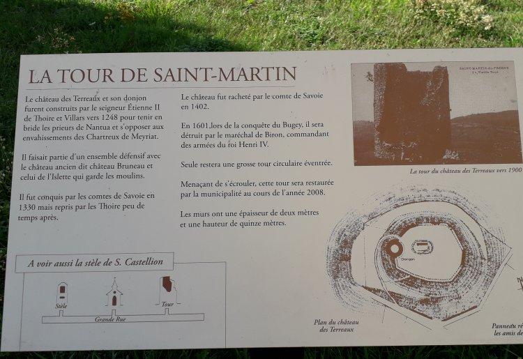 Circuit VTC - Plaine de Saint-Martin