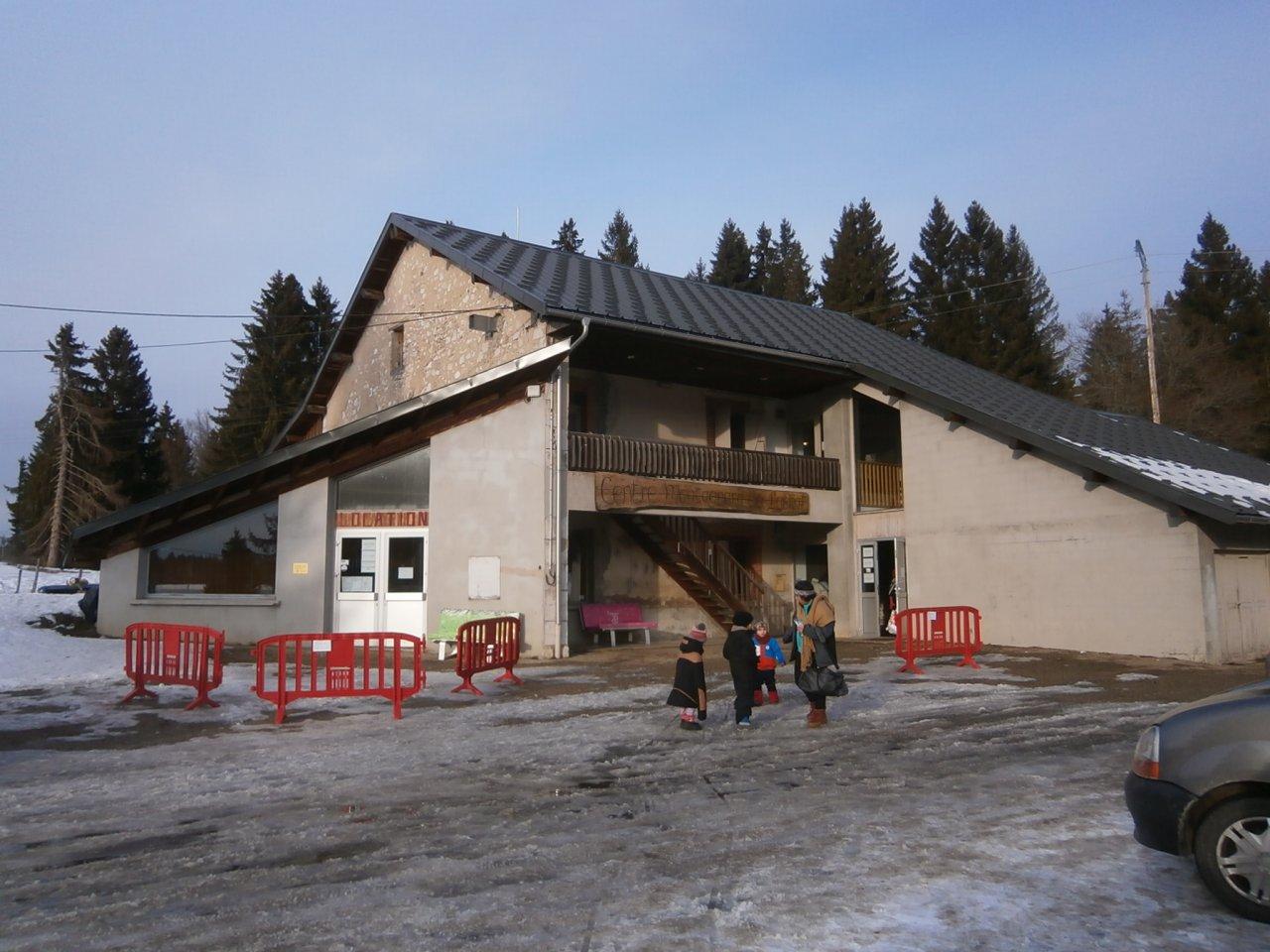 Locations de matériel de ski Centre montagnard de Lachat
