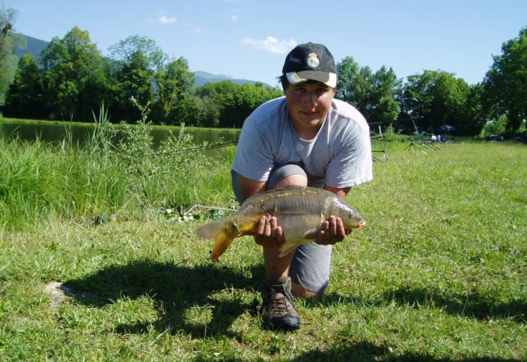 Pêche au Lac des Alliettes