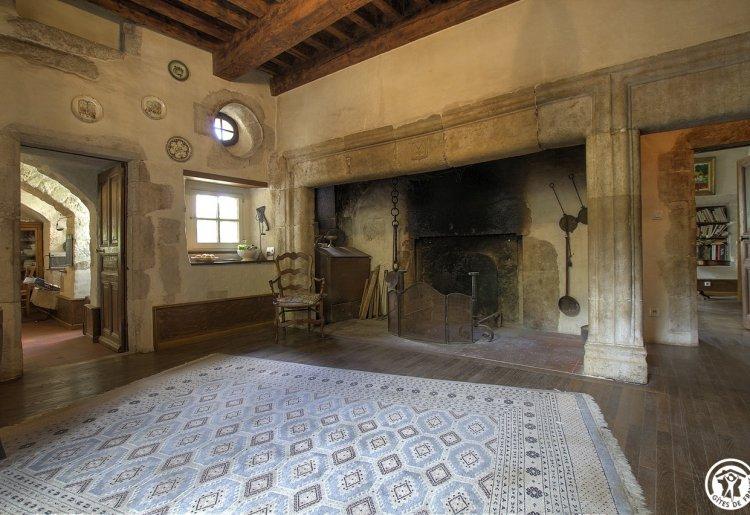Chambres d'hôtes le Château de Montanges