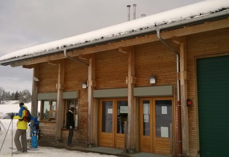 Salle hors sac de Cuvéry